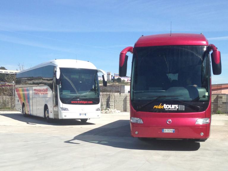 Bus Navetta Alghero aeroporto e altre linee con Olbia e ...