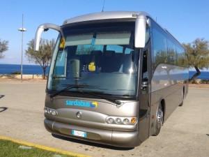 Bus aeroporto Alghero Sardabus