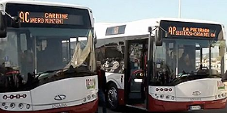 Bus transfers from Alghero airport and connections