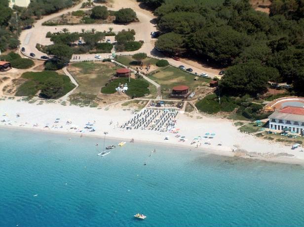 Playa Le Bombarde - Alghero