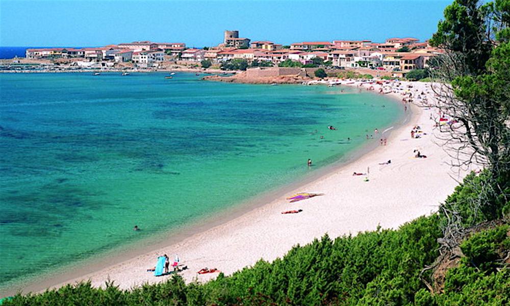 Playa de Isola Rossa - Spiaggia Longa