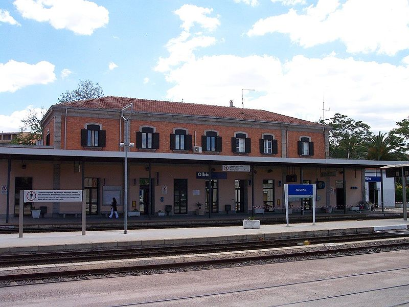 Olbia Train Station