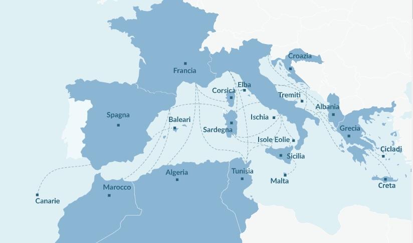 Rencontre entre espagne et italie