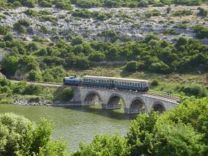 Tratta turistica trenino verde
