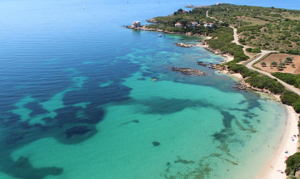 Spiaggia Lazzaretto