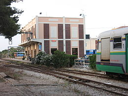 Alghero train station