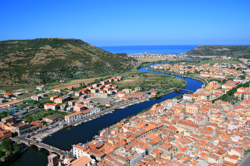 Best places Sardinia - BOSA