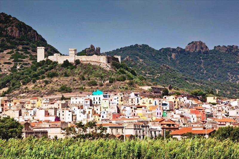 Bosa Sardegna: il castello dei Malaspina