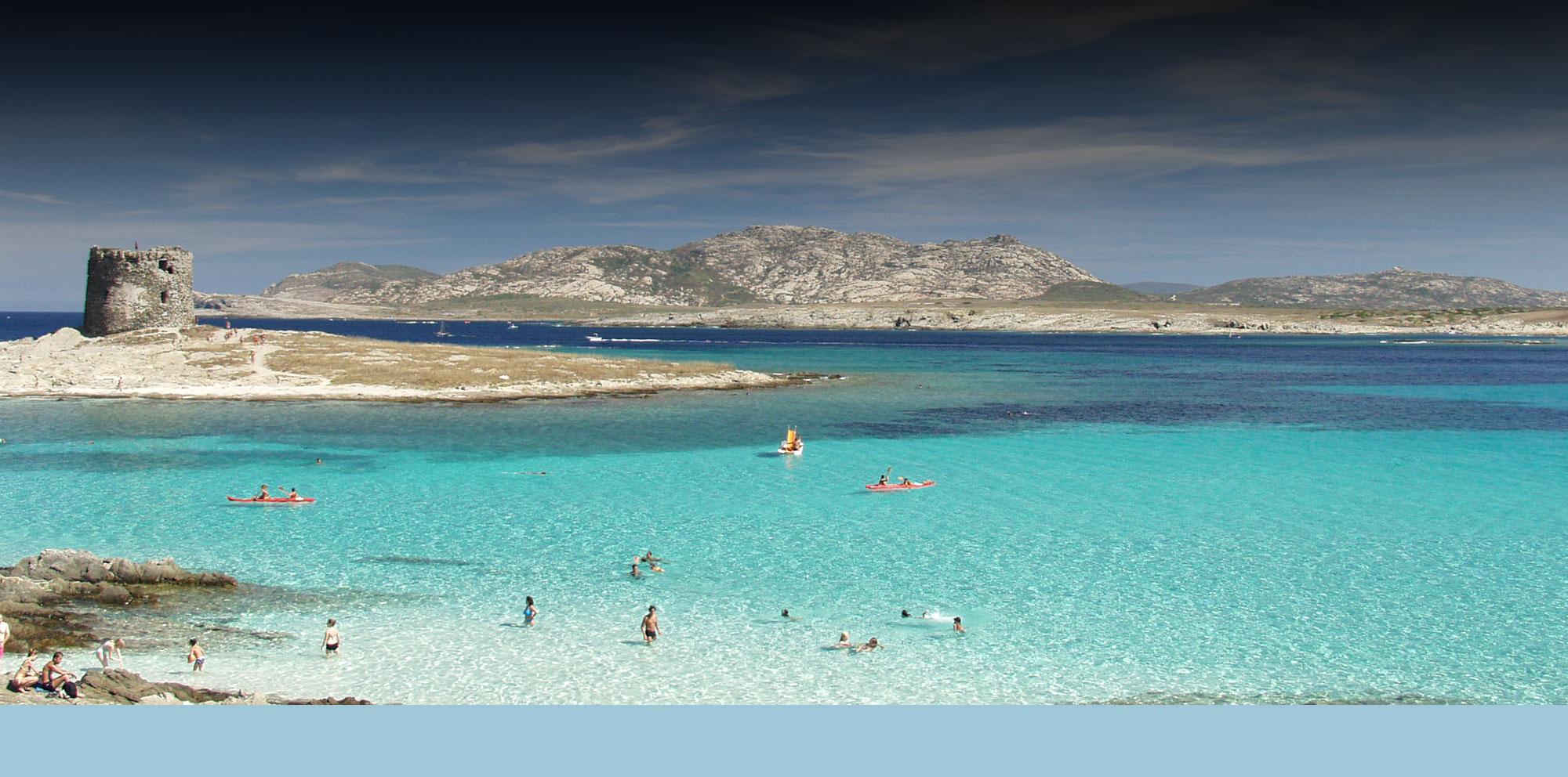STINTINO the most beautiful beach in Sardinia