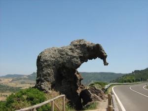 roccia elefante castelsardo