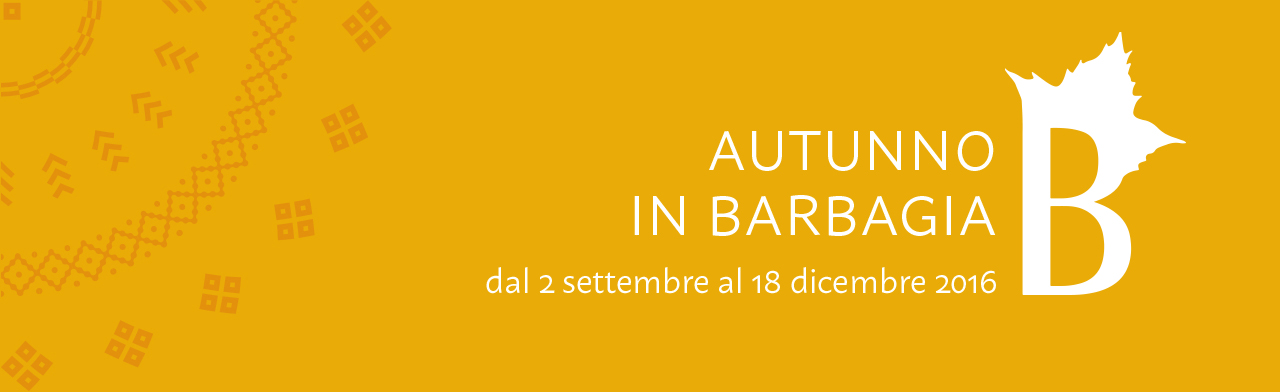Autumn in Barbagia: the complete calendar of the event