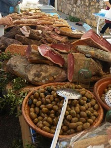 produits typiques dans Autunno in Barbagia