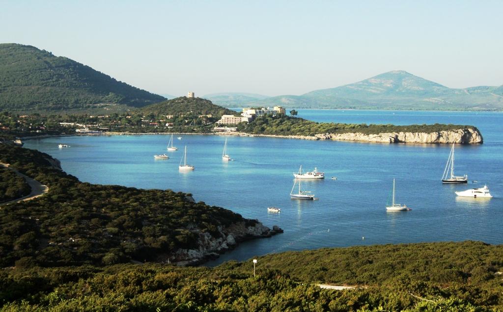 Sardinia Beaches Near Alghero