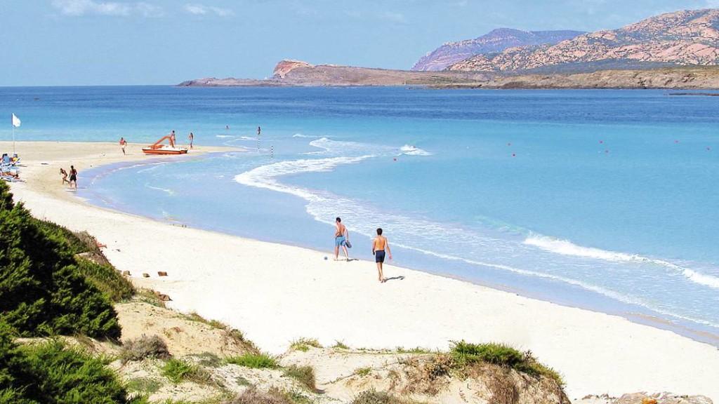 Sardinia in September October