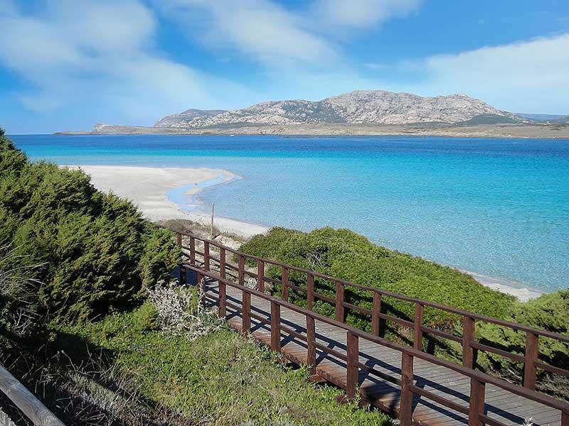 Playa La Pelosa - Stintino