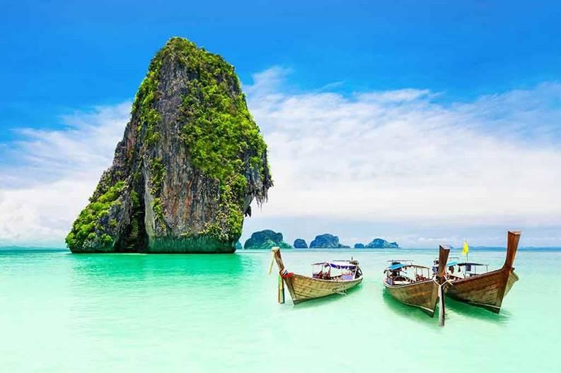 Explorer le monde: Thaïlande