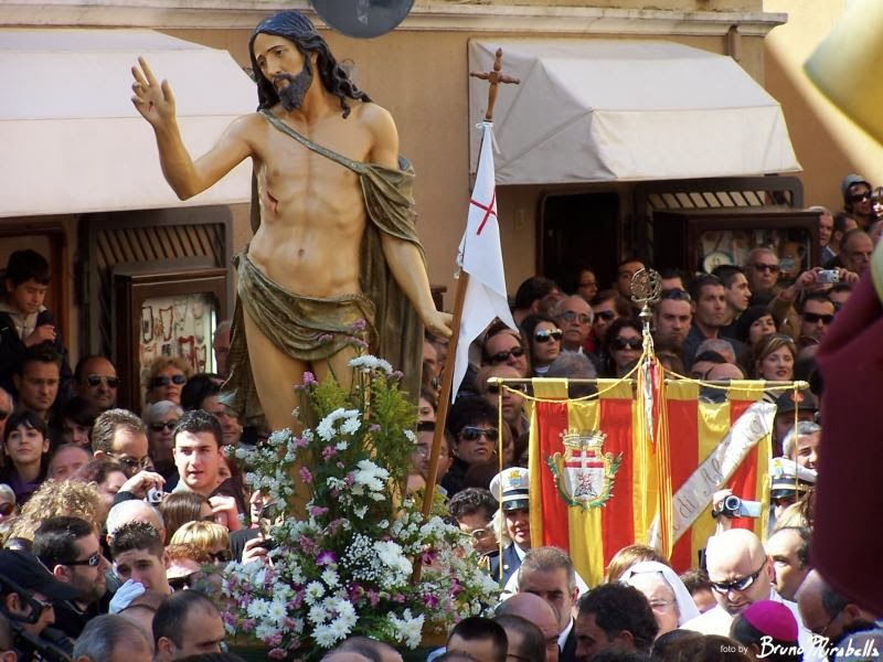 Holy Easter in Alghero