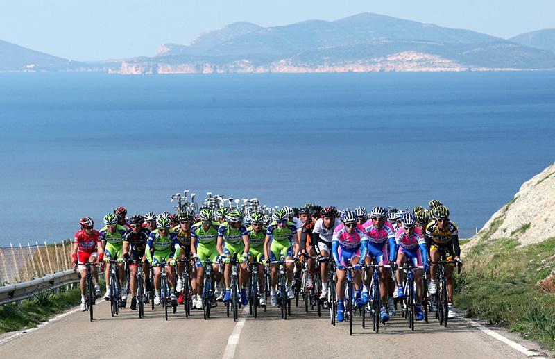 Giro d'Italia Sardaigne