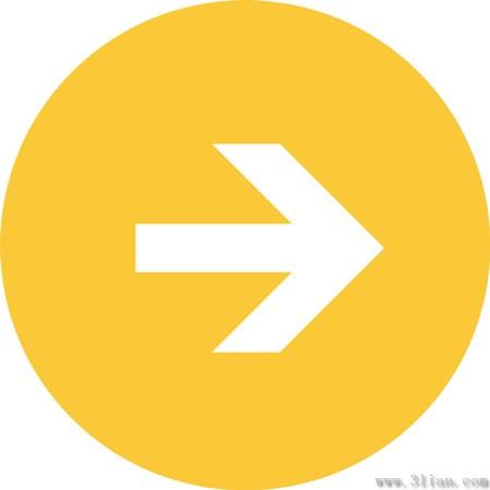 the-orange-arrow-icon