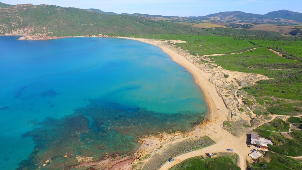 Playa Porto Ferro
