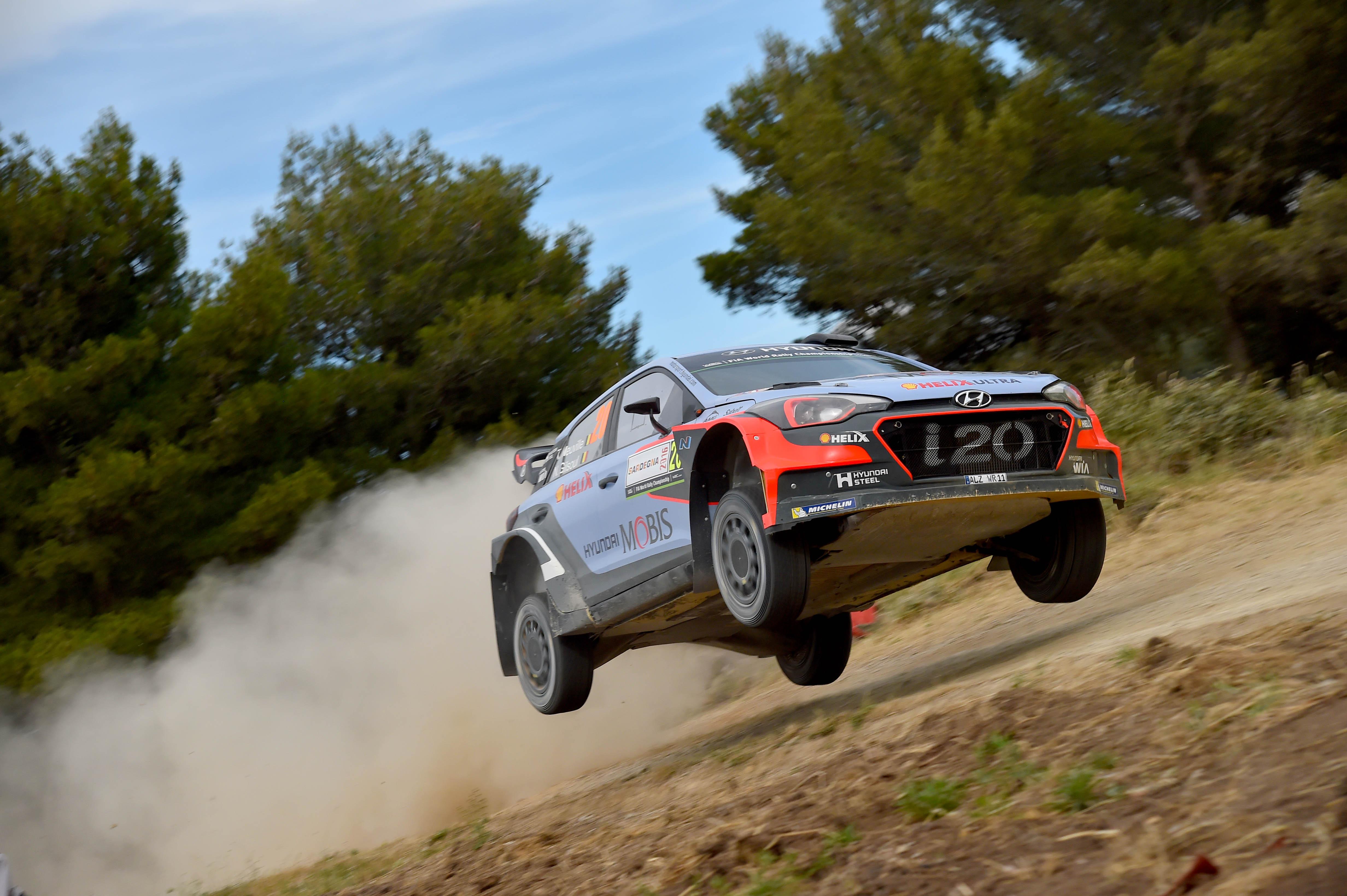 Rally d'Italia Sardegna Programma 2017