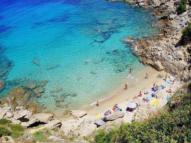Beach Cala Dragunara