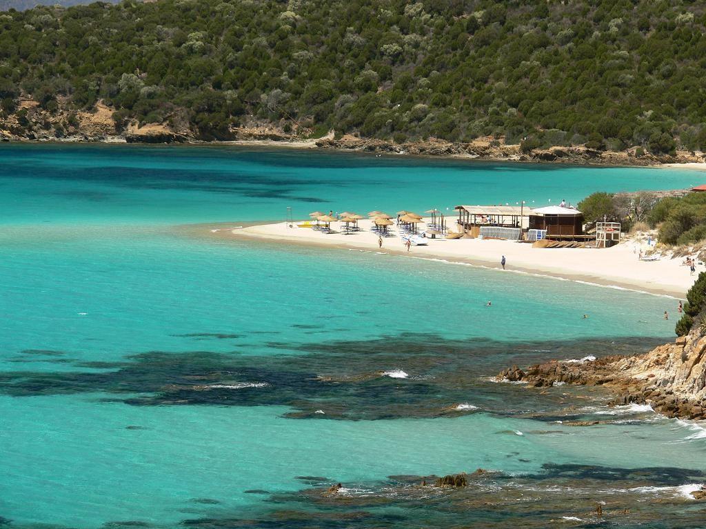 Tuerredda beach - Teulada