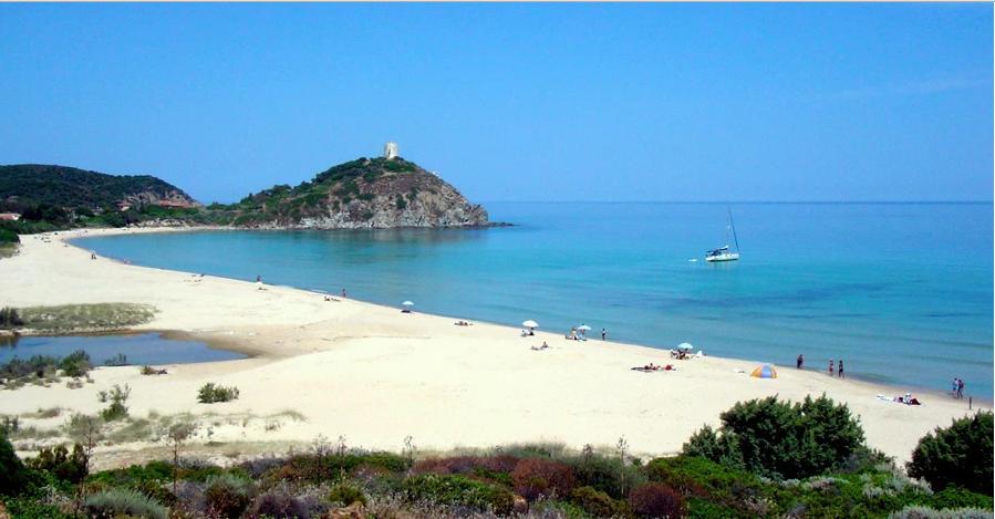 Su Giudeu Beach - Chia