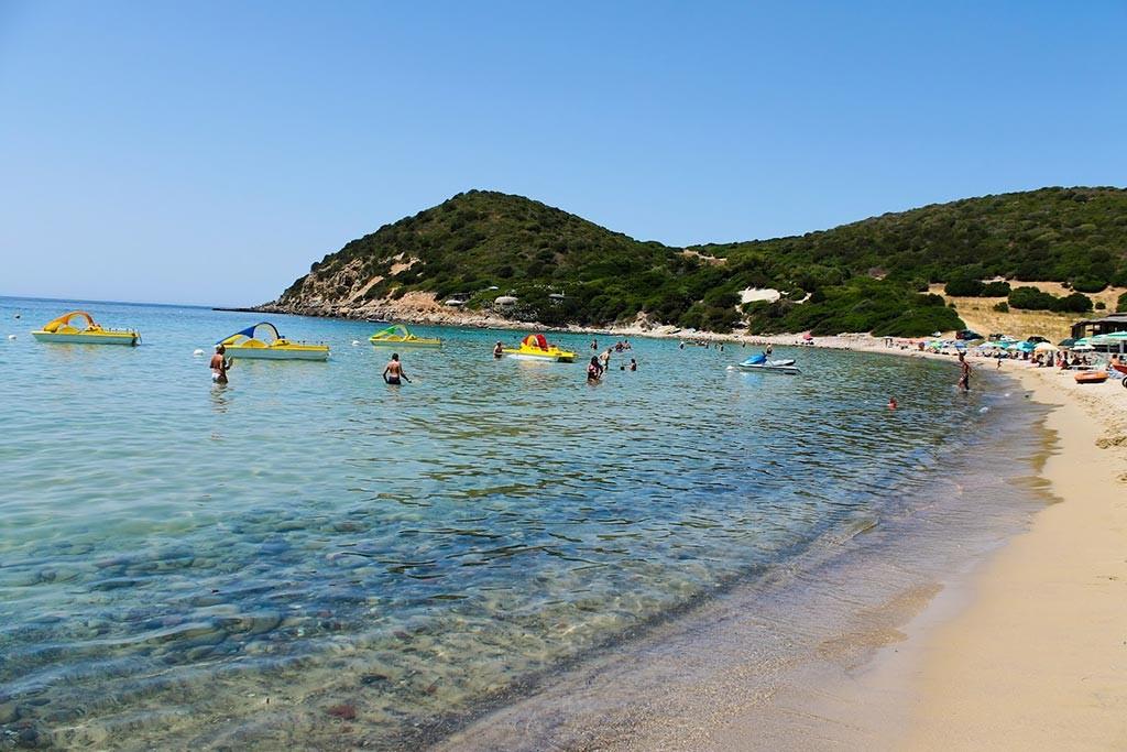 Poglina beach
