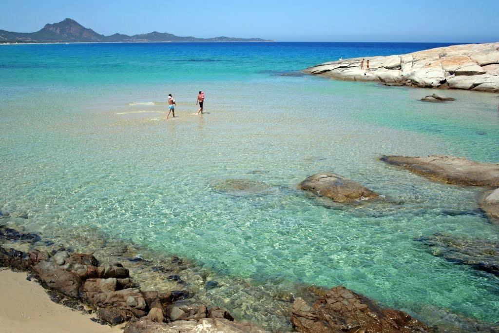 Le 10 pi belle spiagge in sardegna come essere ai caraibi - Spiaggia piscina rei ...