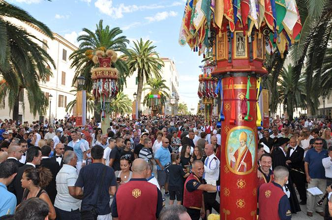 Festa dei candelieri - Sassari