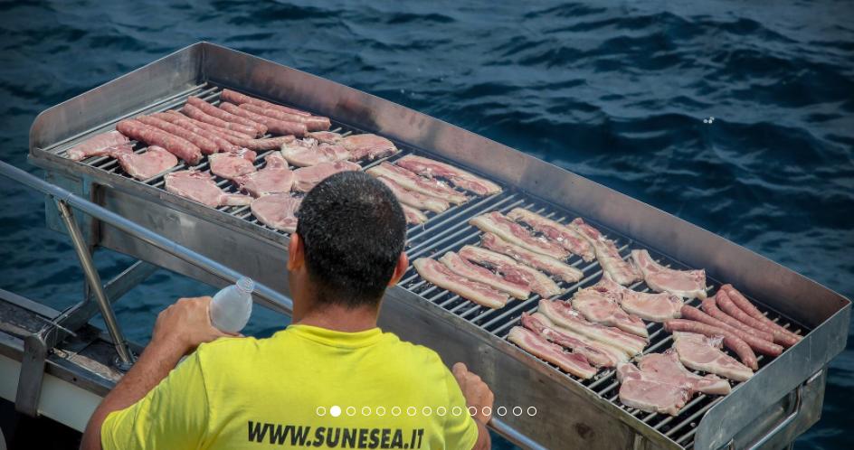 Excursiòn en barco en Alghero con Sun&Sea