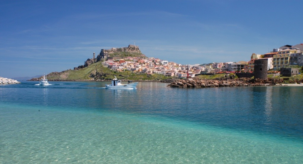 Best family places: CASTELSARDO