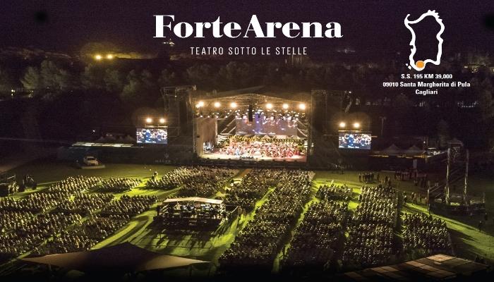 Feste Agosto Sardegna - Forte Arena
