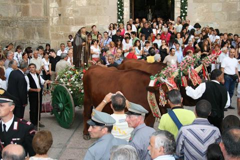 Festa di Sant' Ignazio di Laconi