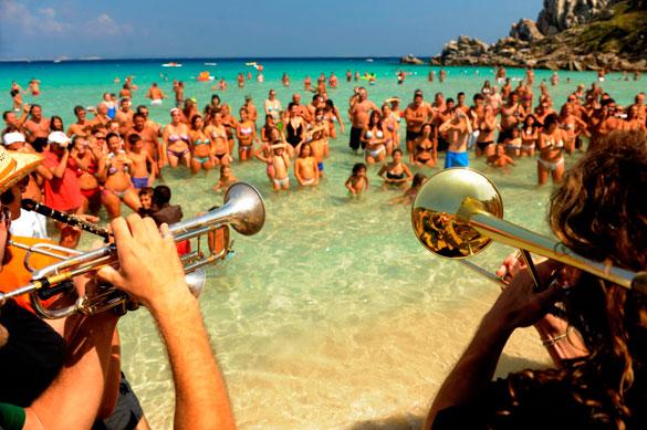 International Jazz Festival – Musica sulle bocche