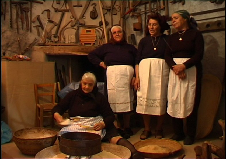 Girls of Austis - Barbagia - Sardinia