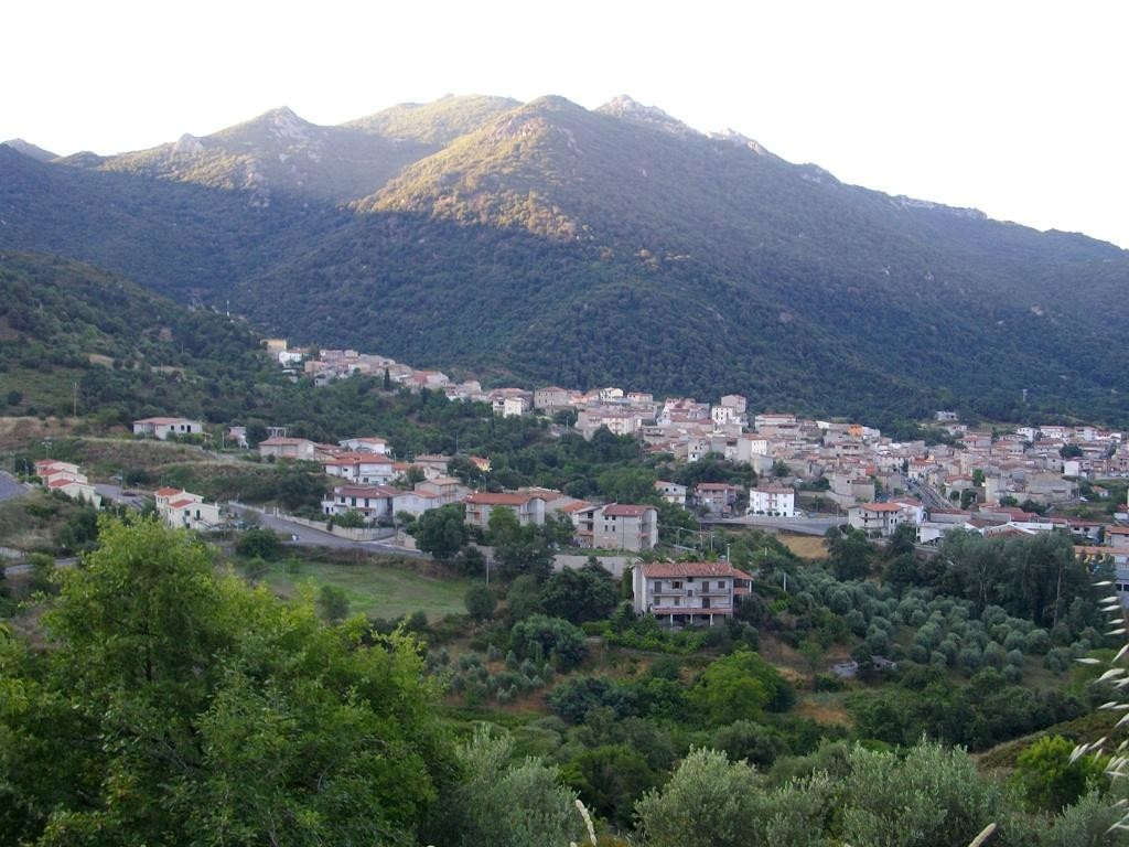Olzai - Barbagia - Sardaigne