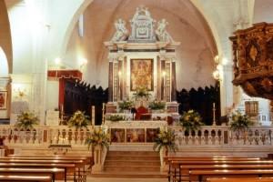 la concattedrale di sant'antonio-castelsardo