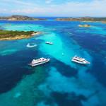 Escursione in barca Arcipelago della Maddalena: tour di 7h