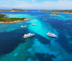 escursione in barca arcipelago della maddalena