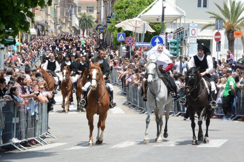 The Sardinia horseback riding in Sassari