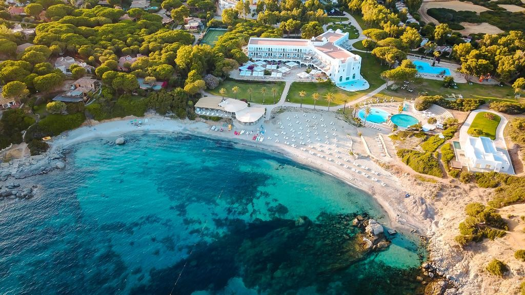 Best Sardinia Beach Resorts - Falkensteiner Resort