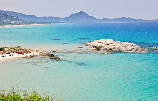 What's the most beautiful beach in Sardinia?