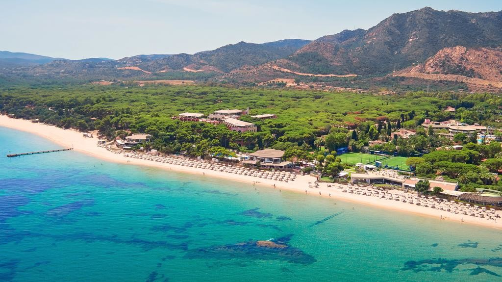Resort sul mare in Sardegna - Forte Village