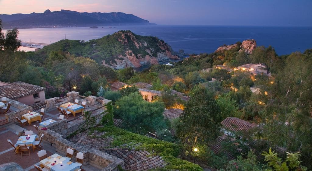 Best Sardinia Beach Resorts - Monte Turri