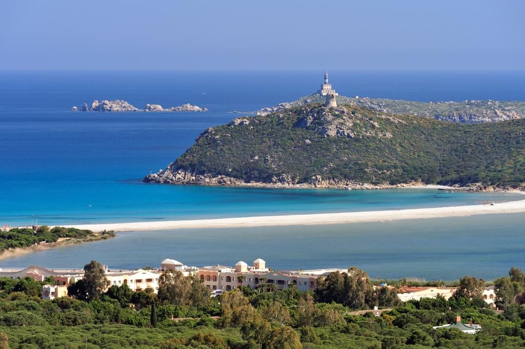 Best Sardinia Beach Resorts - Timi Ama