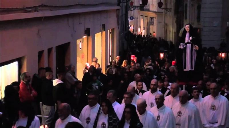 Easter in Alghero