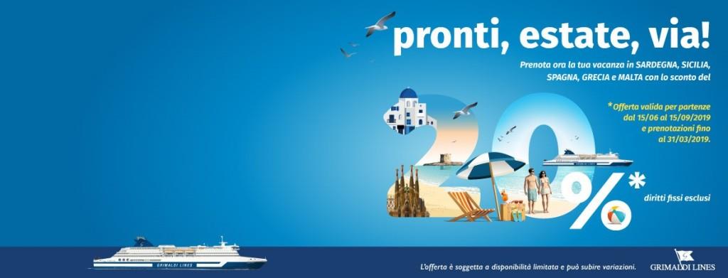 Offerte Grimaldi Lines Sardegna