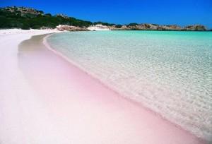 Spiaggia Rosa - La Madalena